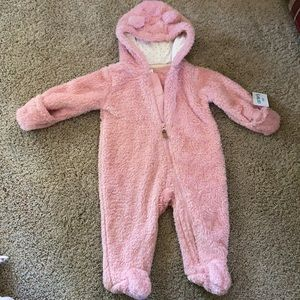 Baby snow suit new with tags